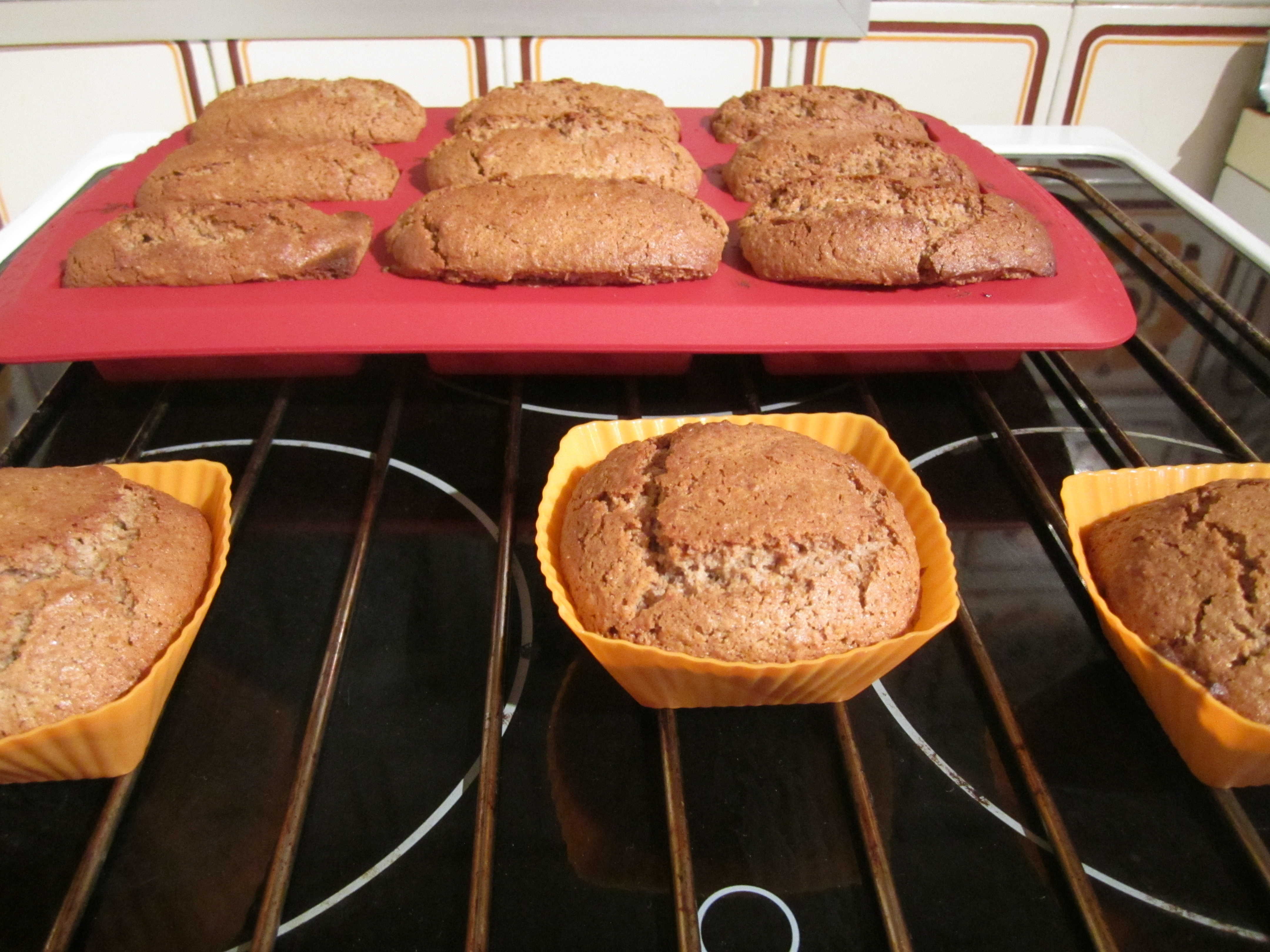 Cake Sal Ef Bf Bd Dans Moule  Ef Bf Bd Muffin
