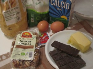 Trilevel brownies