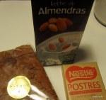 Pâte à tartiner au chocolat au lait, pain d'épices et lait d'amande   Img_7674